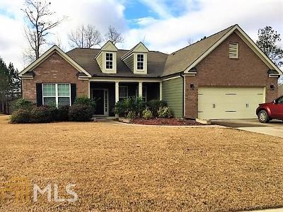 Coweta County Single Family Home New: 160 Savannah Dr