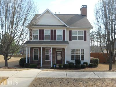 Stockbridge Single Family Home New: 252 Monarch Village Way
