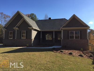 Gainesville Single Family Home New: 5830 Ridgedale #Lot 32
