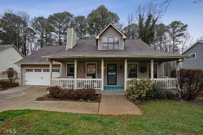 Fulton County Single Family Home New: 11035 Spotted Pony