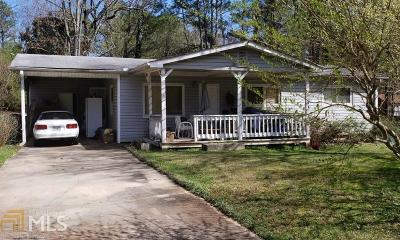 Kennesaw GA Single Family Home New: $114,900