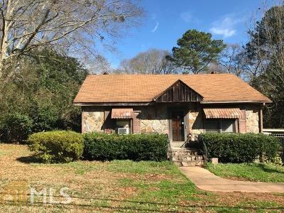 Griffin Single Family Home New: 1307 Hillwood Ave
