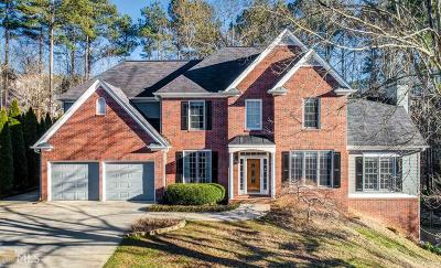 Canton Single Family Home New: 112 Misty Valley Dr