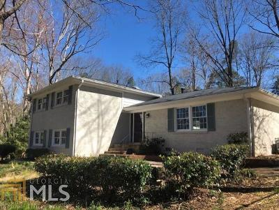 Single Family Home For Sale: 3606 Inman Dr