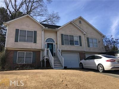 Douglasville Single Family Home New: 67 Legend Creek Ter