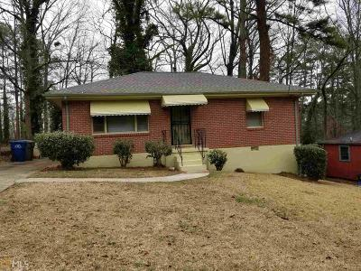 Atlanta Single Family Home New: 2240 Polar Rock Ave SW