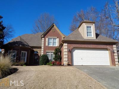 Johns Creek Single Family Home Under Contract: 6220 Song Breeze Trce
