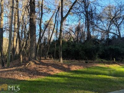 Fulton County Residential Lots & Land New: 2960 Cascade Road