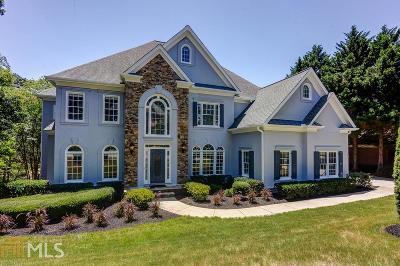Fulton County Single Family Home New: 2120 Lake Shore Landing