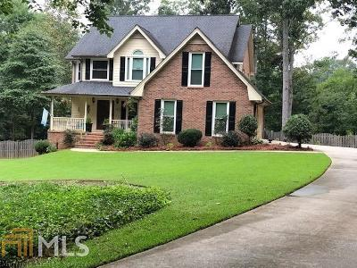 McDonough Single Family Home New: 2195 Whispering Pines Ln