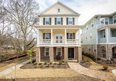 Marietta GA Single Family Home New: $635,000