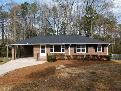 Morrow Single Family Home New: 2628 Lilac Dr