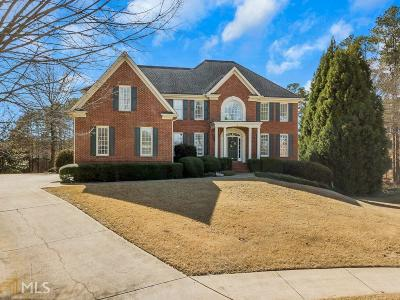 Fulton County Single Family Home New: 2020 Chasewood Way