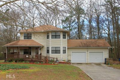 Cobb County Single Family Home New: 5759 Payne Dr