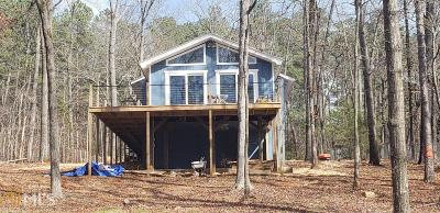 Hartwell Single Family Home For Sale: 428 Paradise Pt Rd