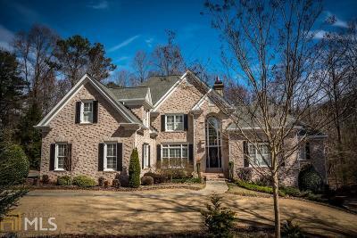 Milton Single Family Home New: 730 Richmond Glen