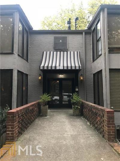 Fulton County Condo/Townhouse New: 885 Glendale Terrace NE #B2