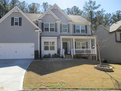 Paulding County Single Family Home New: 47 Harmony Grove Pkwy #4