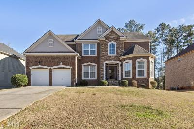Fairburn Single Family Home New: 6400 Pheasant Trl