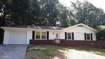 Morrow Single Family Home New: 6432 Veracruse Dr