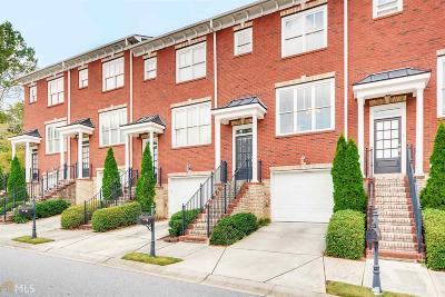 Atlanta Condo/Townhouse New: 2416 Dresden Parc Circle