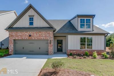Hoschton Single Family Home For Sale: 42 Frost Cv