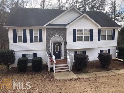 Douglasville Single Family Home New: 1680 Cedar Hill