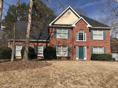 Snellville Single Family Home New: 3770 Sweetbriar Trce