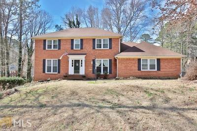 Snellville Single Family Home New: 1895 Victorian Ct