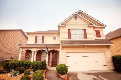 Union City Single Family Home New: 7332 Blue Jay Way