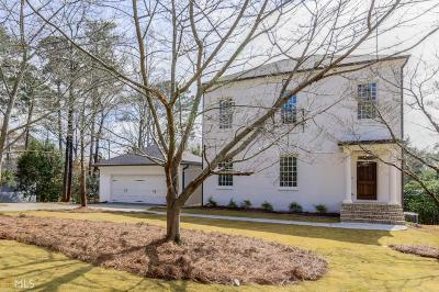 Brookhaven Single Family Home New: 1547 Harts Mill Rd