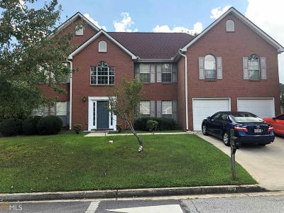 Stone Mountain Single Family Home New: 1151 Carriage Trace Cir #51