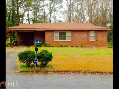 East Point Single Family Home New: 2207 Bonner Rd
