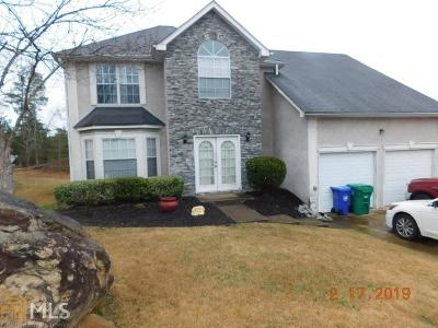 Lithonia GA Single Family Home Under Contract: $139,000