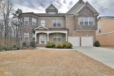 Lithia Springs Single Family Home New: 8000 Wrightwood Way