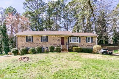 Marietta Single Family Home New: 2193 Spalding Dr