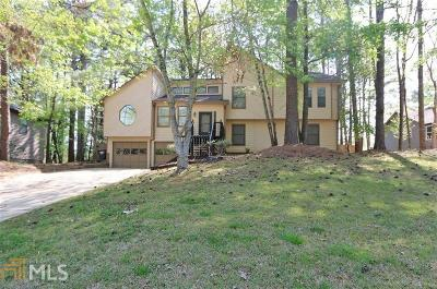 Kennesaw Single Family Home Under Contract: 3962 N Indian Cir
