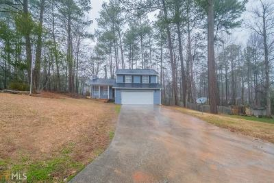 Snellville Single Family Home New: 2041 Walden Park Pl