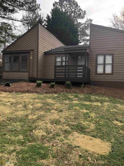 Woodstock Single Family Home New: 216 Apple Branch Dr
