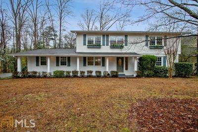 Brookhaven Single Family Home For Sale: 3155 Frontenac Ct