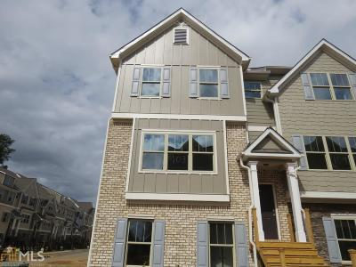 Powder Springs Condo/Townhouse New: 3831 Equity Ln