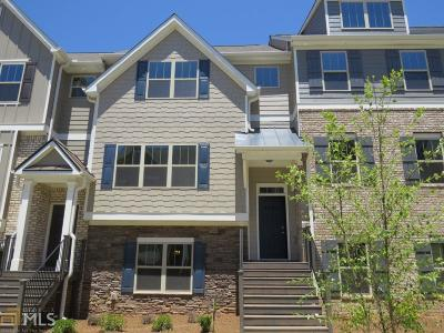 Powder Springs Condo/Townhouse New: 3833 Equity Ln