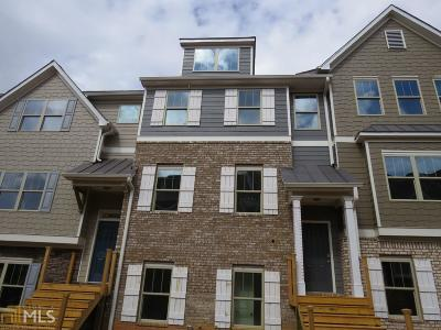 Powder Springs Condo/Townhouse New: 3835 Equity Ln