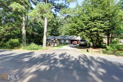 Dallas Single Family Home New: 323 Old Dallas Acworth Rd