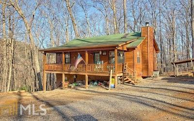 Blairsville Single Family Home Under Contract: 28 Morgan Baenninger Rd