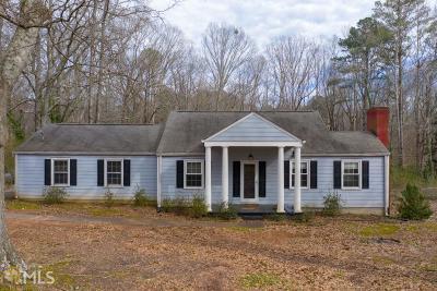 Alpharetta Single Family Home New: 13601 Cogburn Rd