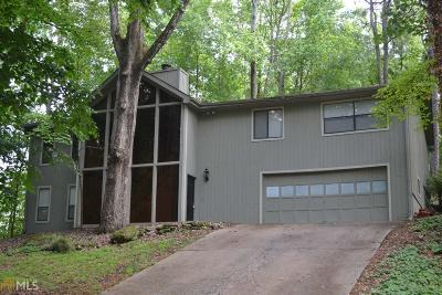 Marietta Rental New: 2551 Hunton Ct