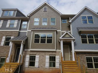 Powder Springs Condo/Townhouse New: 3837 Equity Ln