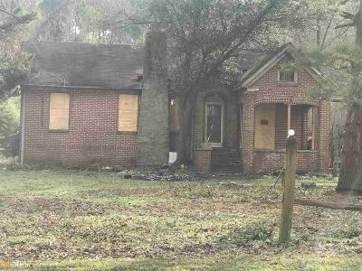 College Park Single Family Home New: 5510 Mason Rd