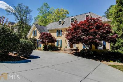 Sandy Springs Single Family Home New: 8450 Valemont Dr